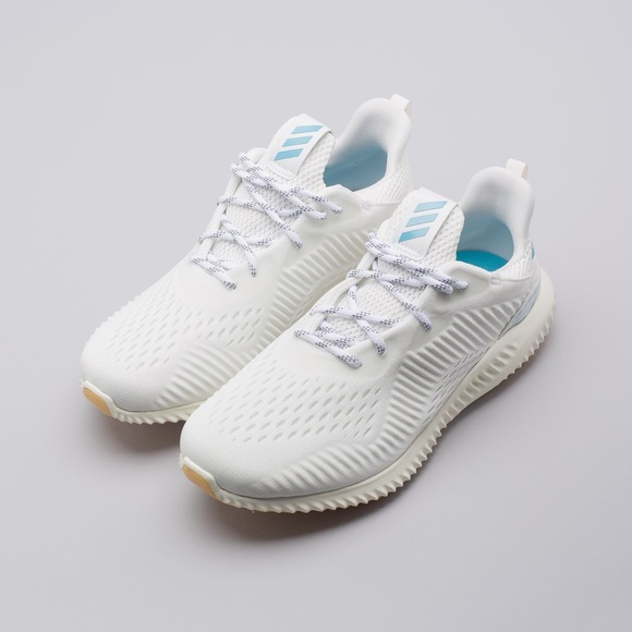 uk availability 20e6e f44de Adidas Alphabounce 1 Parley WhiteBlue - DA9992